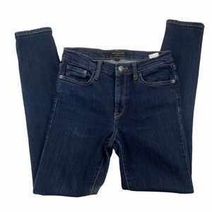 Banana Republic Jeans Skinny Fit Dark Wash Denim